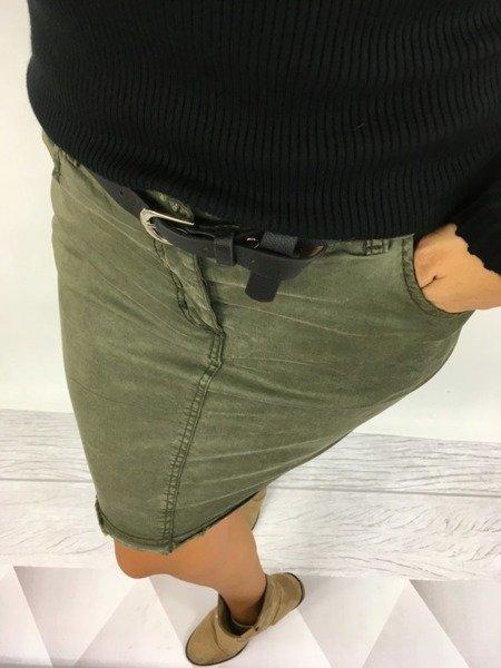Spódnica ołówkowa M