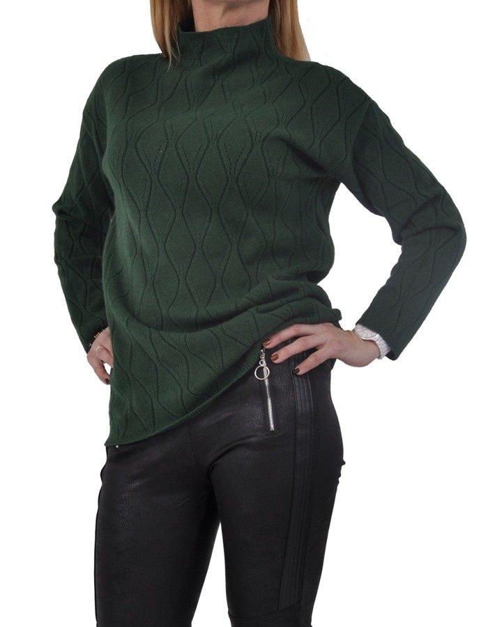 Spodnie leginsy czarne przetarte L