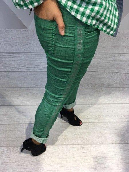 Spodnie  z orginalnym lampasem M.
