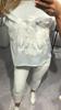 Super gatunkowa niebieska bluzka z motywem orła